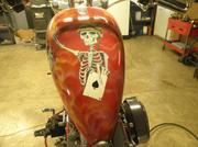 2009 Custom Built Motorcycles Chopper